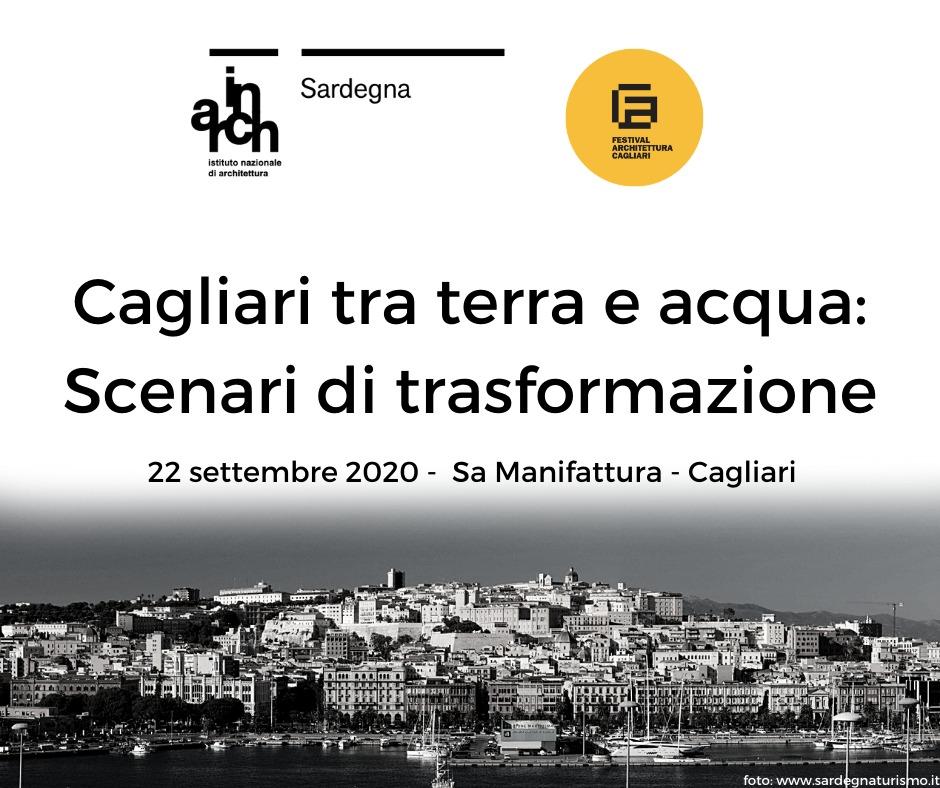 Cagliari tra terra e acqua: scenari di trasformazione