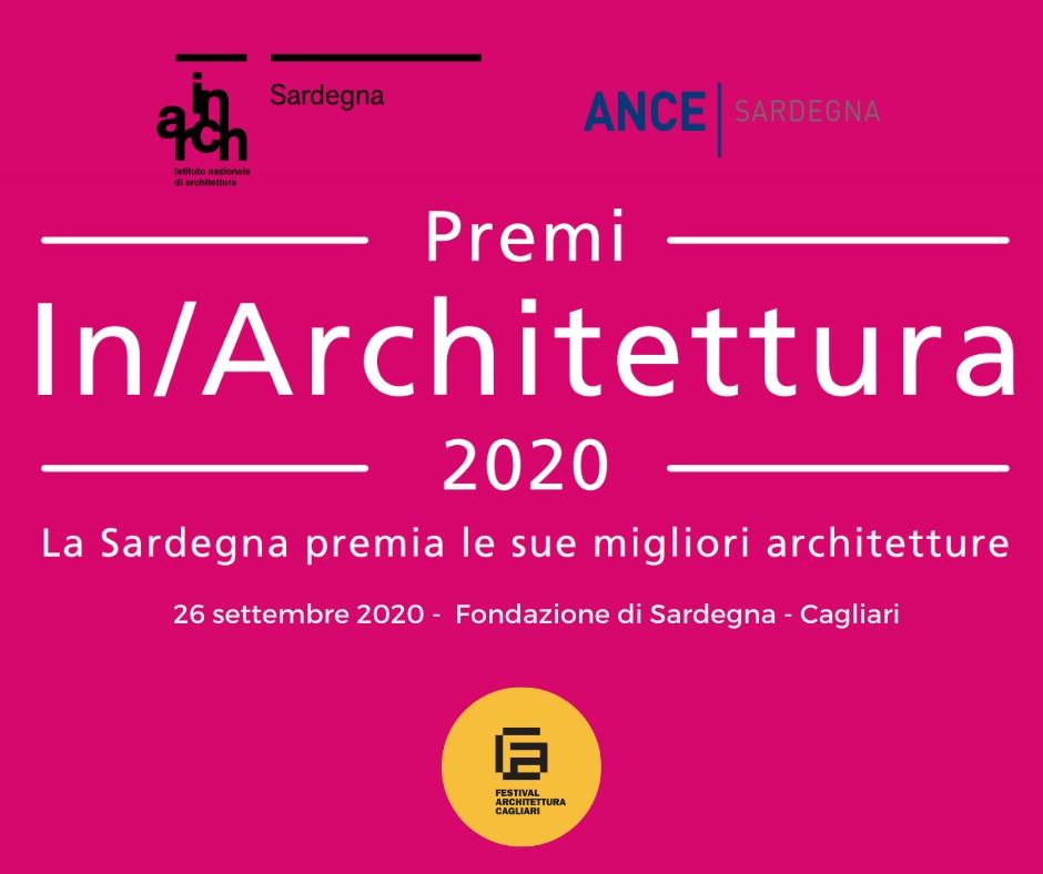 Premi INARCH 2020: premiazione Opere