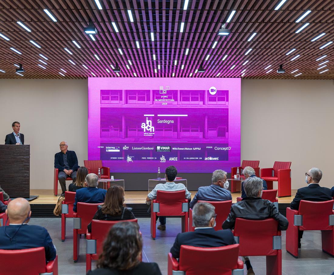 Vincitori Premi In/Architettura Sardegna